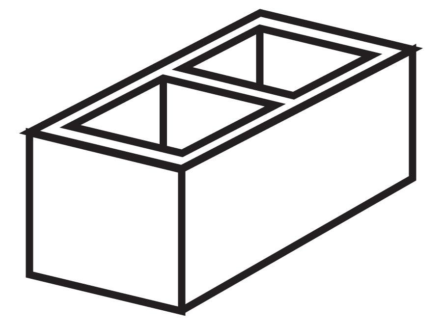 وحدات البناء الخرسانية